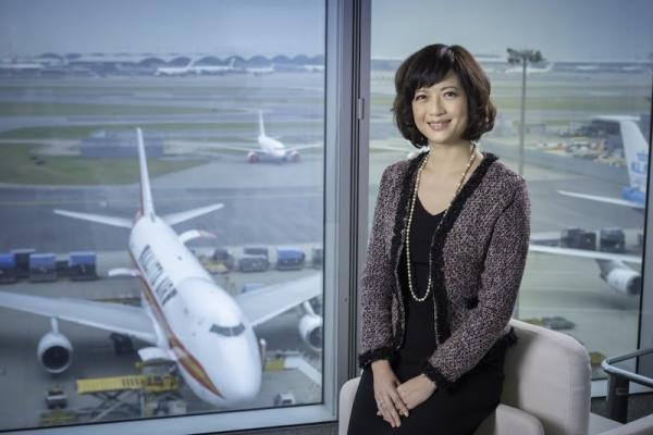 Vivien Lau, Executive Director of Hactl