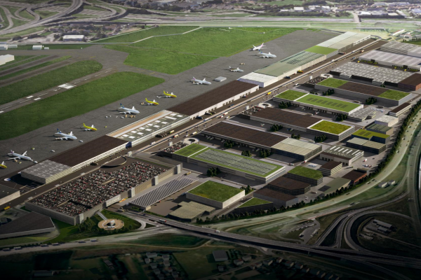Air freight, Brussels airport