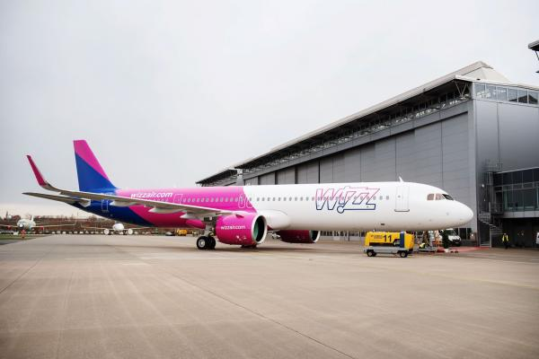 A321neo Wizz Air