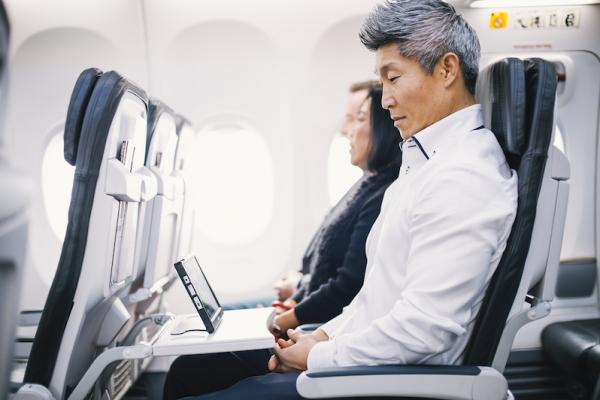 Streaming systems, airlines, IFE