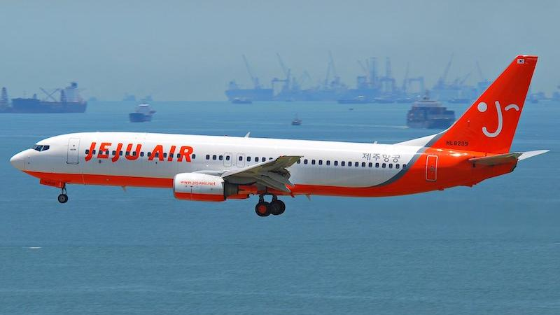 Cyber security aviation: Jeju Air