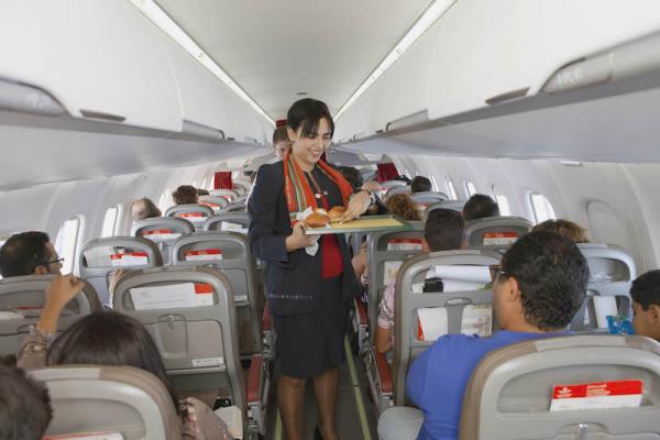 Humidity, aircraft cabins
