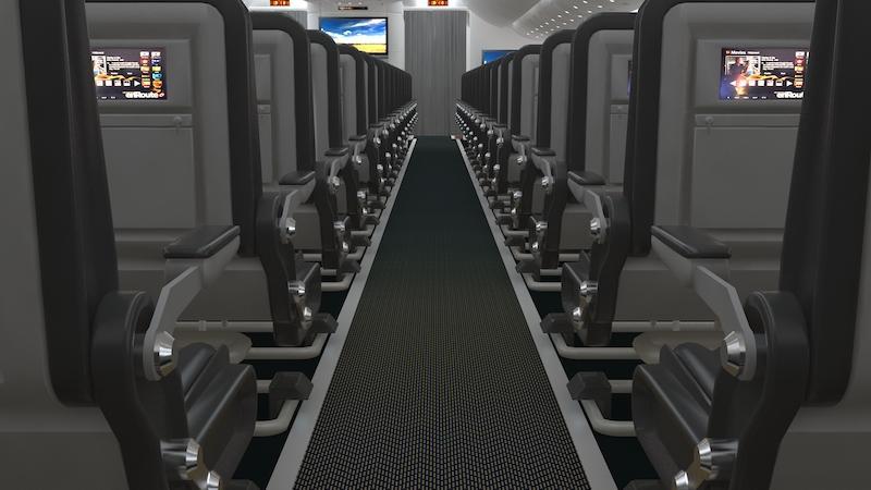 Mohawk Group aircraft flooring