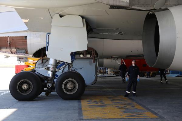 Rotable Repairs, wheels and brakes, aircraft