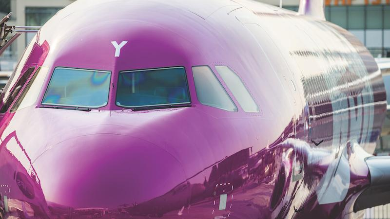 WOW air provides onboard retail services