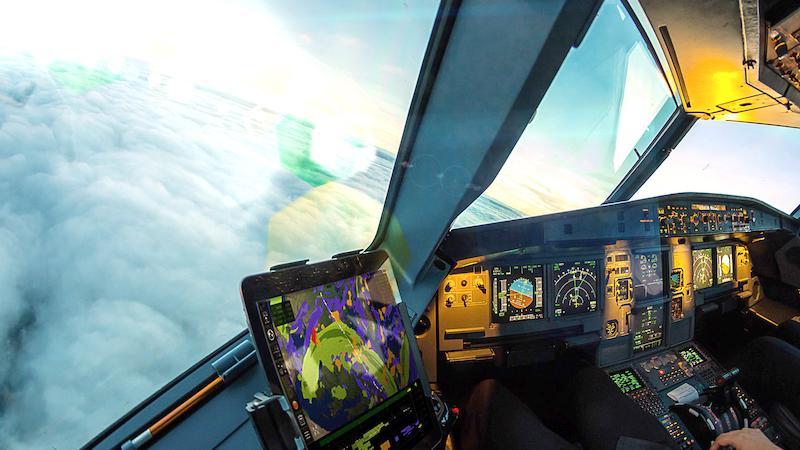 Weather forecasting, aviation