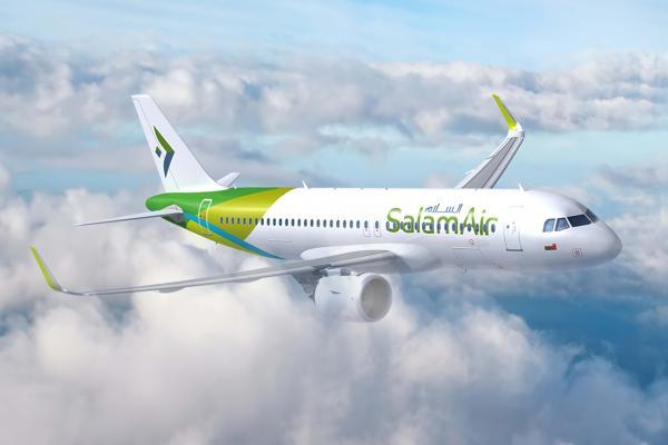 SalamAir: A320