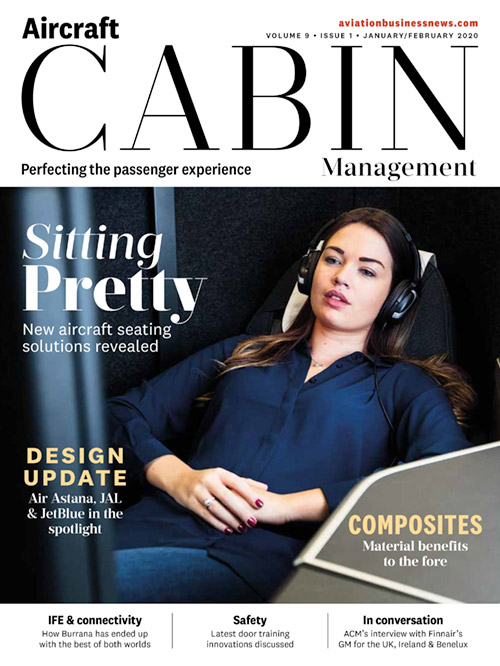 Aircraft Cabin Management-January February 2020