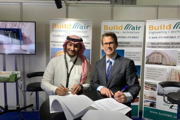 MRO Middle East: Buildair, AJWA
