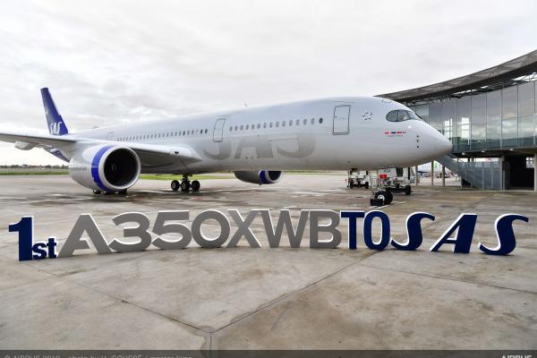Lufthansa Technik: SAS