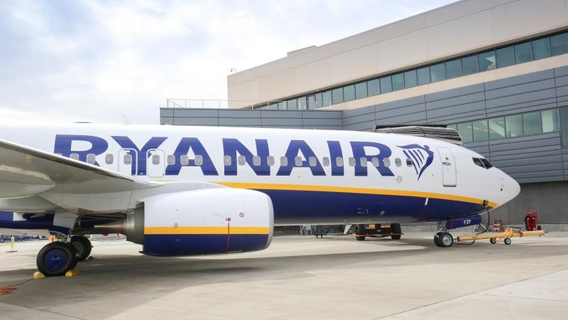 Ryanair holdings