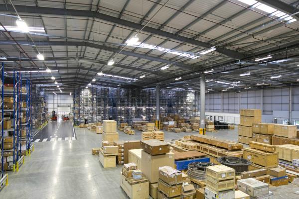 AJW Group: warehouse