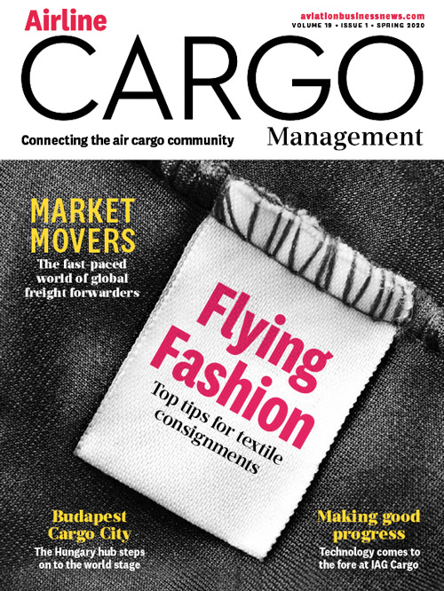 Airline Cargo Management March 2020