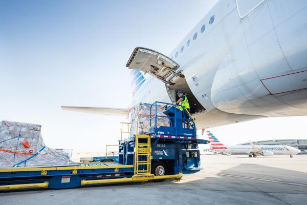 American airlines coronavirus: cargo