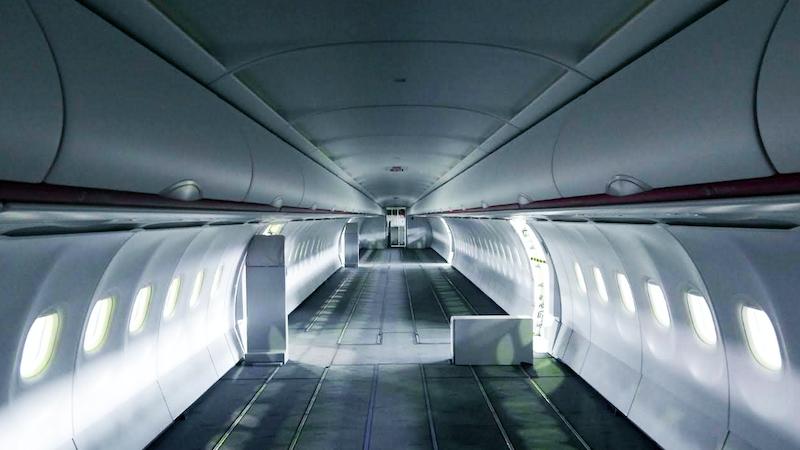 Aegean Airlines cargo operations