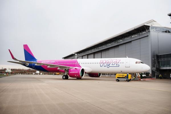 Wizz Air coronavirus