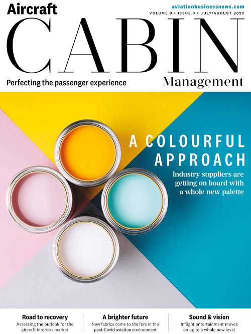 Aircraft Cabin Management July-August 2020