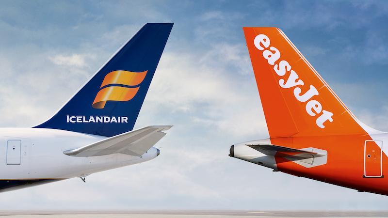 Icelandair Easyjet partnership