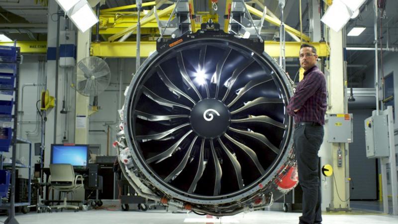 GE Aviation 3Q results