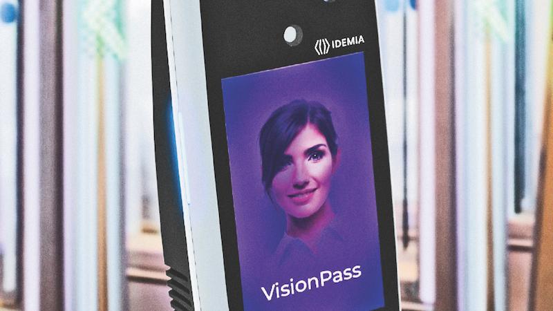 VisionPass idemia