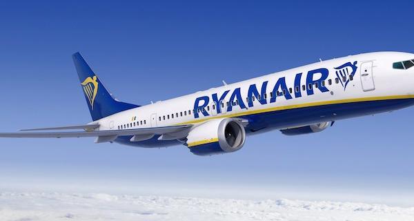 Boeing 737 max Ryanair summer