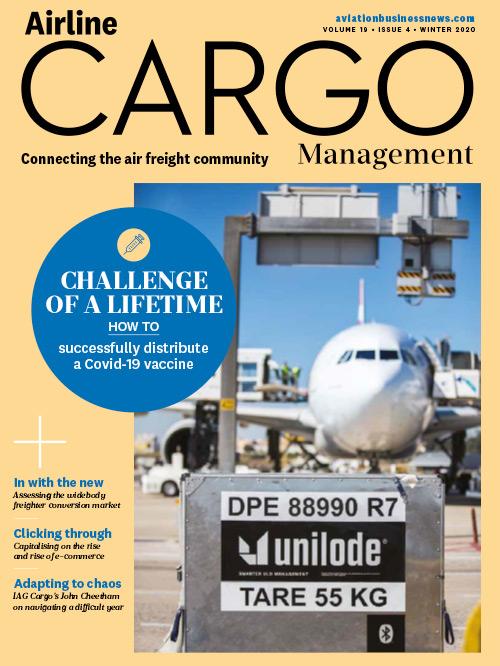 Airline Cargo Management Winter 2020