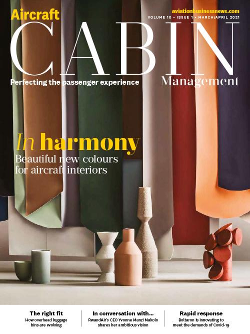 Aircraft Cabin Management March-April 2021