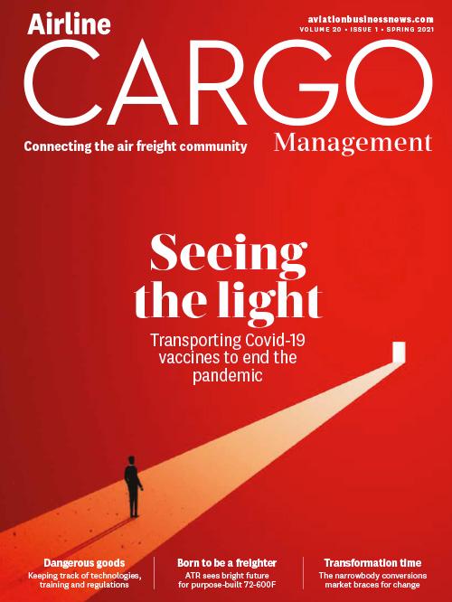 Airline Cargo Management Spring 2021