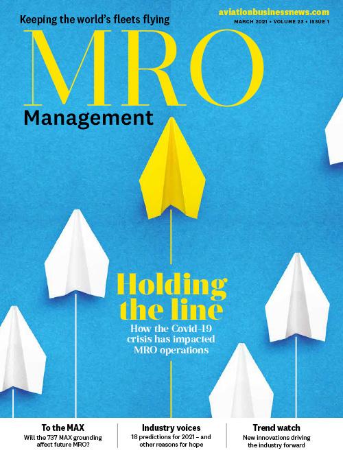 MRO Management March 2021