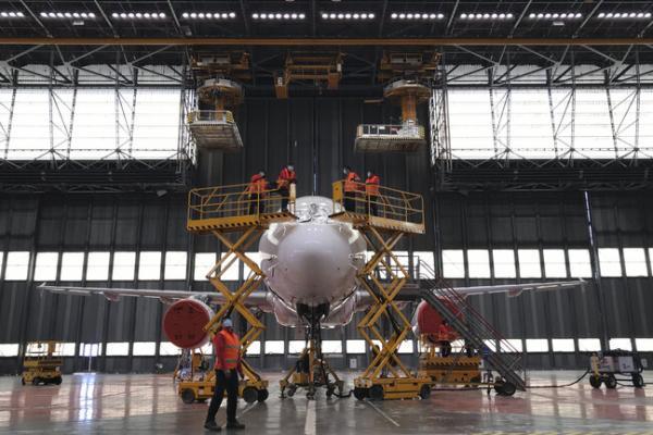 Iberia Maintenance to return aircraft to service