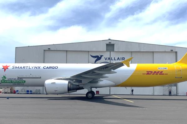 Vallair A321F
