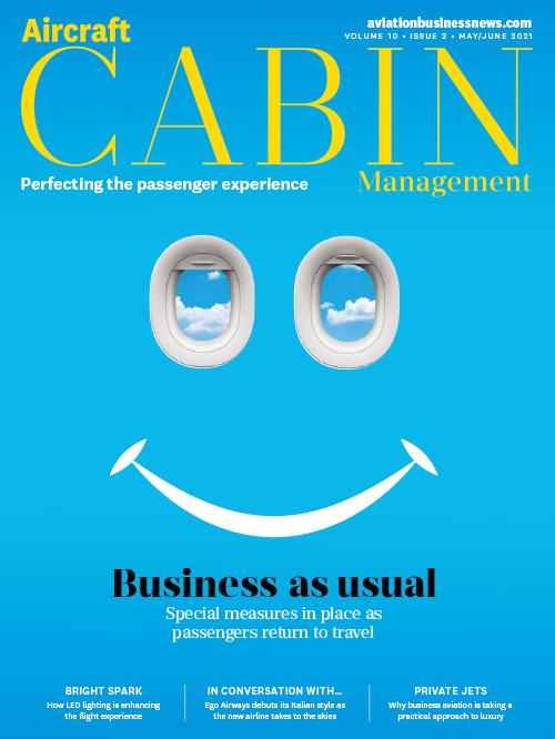 Aircraft Cabin Management May June 21