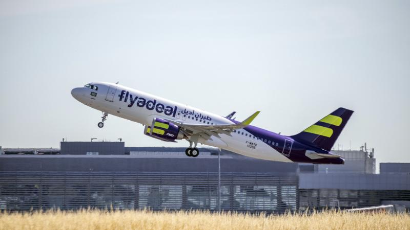 flyadeal takes delivery of A320neo