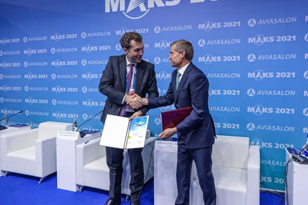 Airbus agrees contract with Air Manas