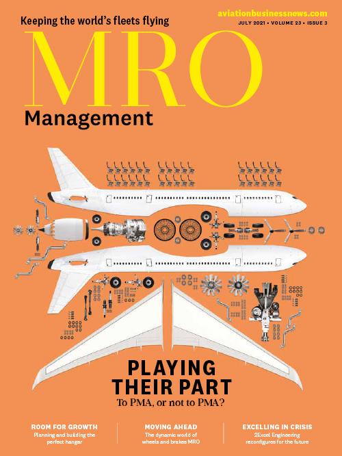 MRO Management July 2021