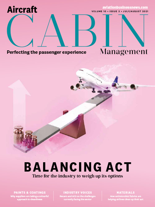 Aircraft Cabin Management July August