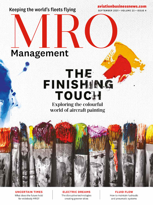 MRO Management September 2021