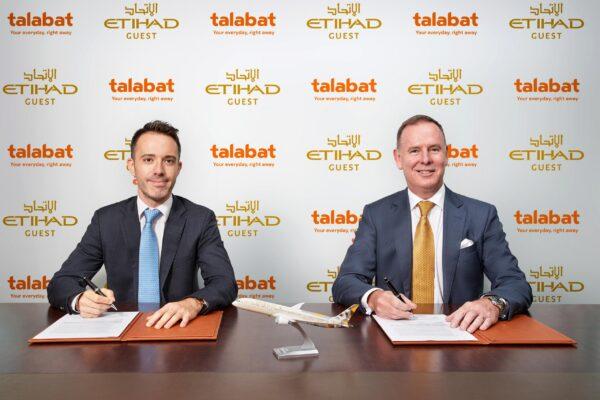 Talabat Signing