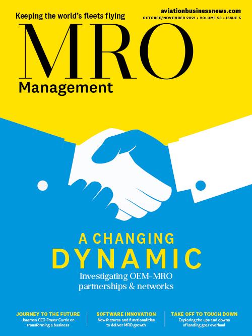 MRO Management October November 2021